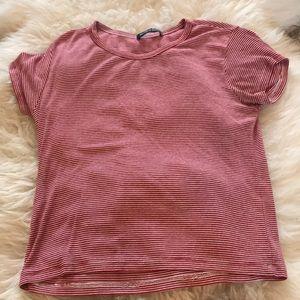 Brandy Melville short sleeve shirt
